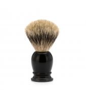 Mühle Silvertip Badger Classic High-grade resin, Black